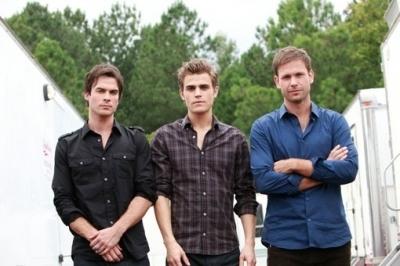 Ian, Paul & Matt Davis