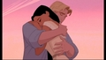 John Smith and Pocahontas - disneys-couples screencap
