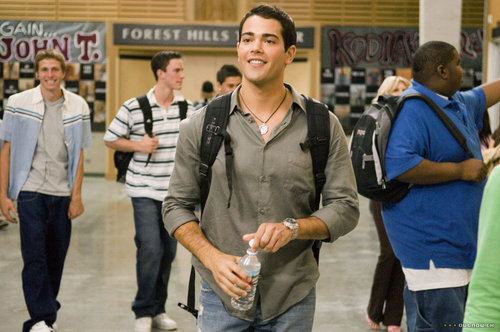 Movies wallpaper with a street and a business suit titled John Tucker Must Die