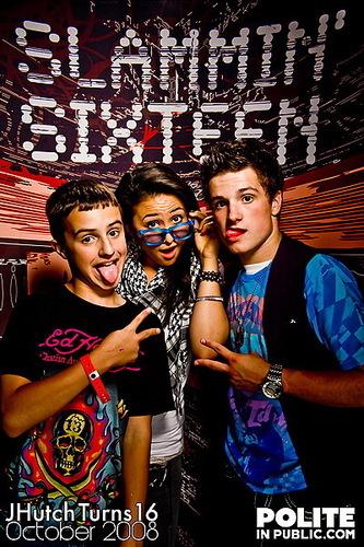 Josh's Slammin Sixteen Party