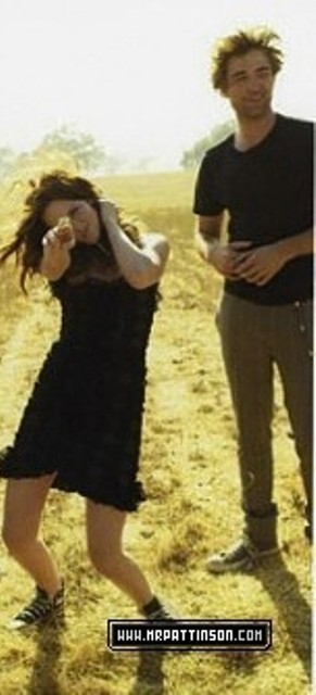 Just the two of Us (Robsten focus (from VF)