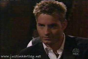 Justin Hartley on Passions
