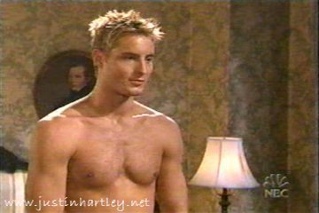 Justin Hartley Hintergrund with skin titled Justin Hartley on Passions