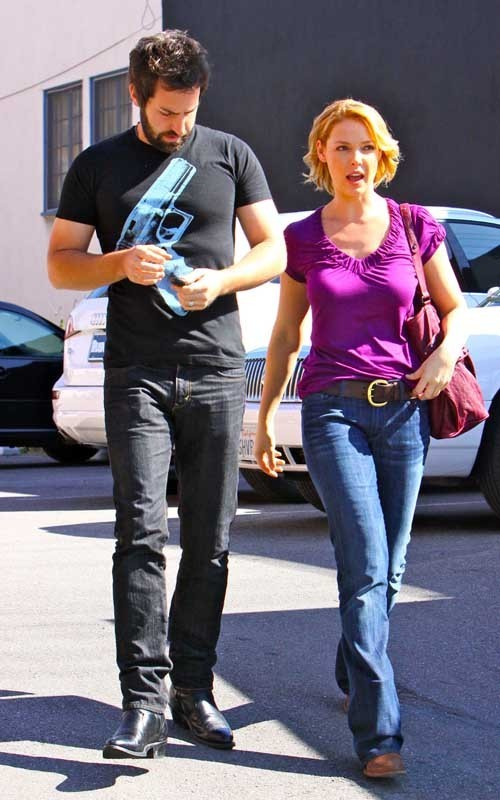 Katherine in Los Angeles - katherine-heigl photo