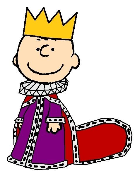 King Charlie Brown