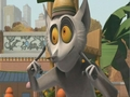 King Julien's Lazy Eye