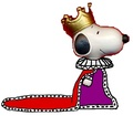 King Snoopy - snoopy fan art