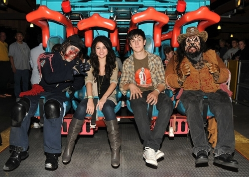 Knott's Berry Farm annual हैलोवीन Haunt event