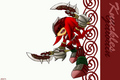 Knuckles as Gawain in Sonic and the Black Knight - knuckles-the-echidna photo