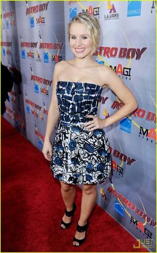 Kristen @ Astro Boy Premiere
