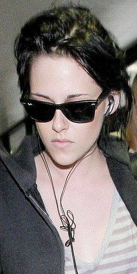Kristen Stewart going back to Vancouver