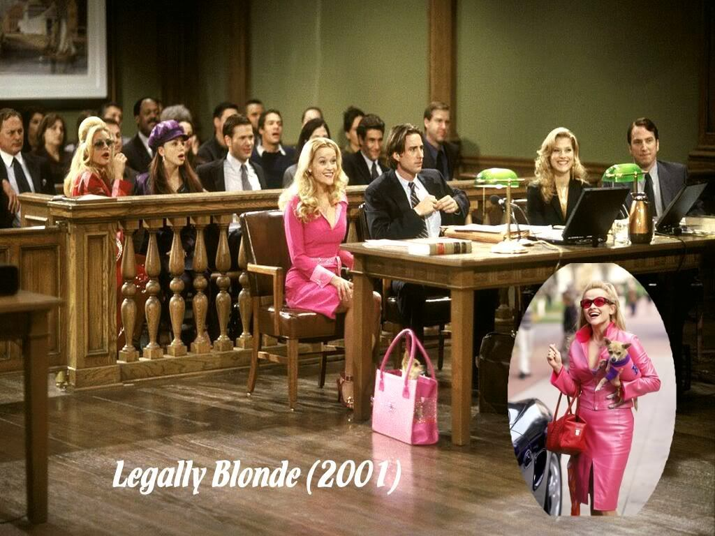 Legally Blonde!!!