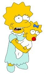 Lisa Simpson achtergrond possibly containing anime titled Lisa