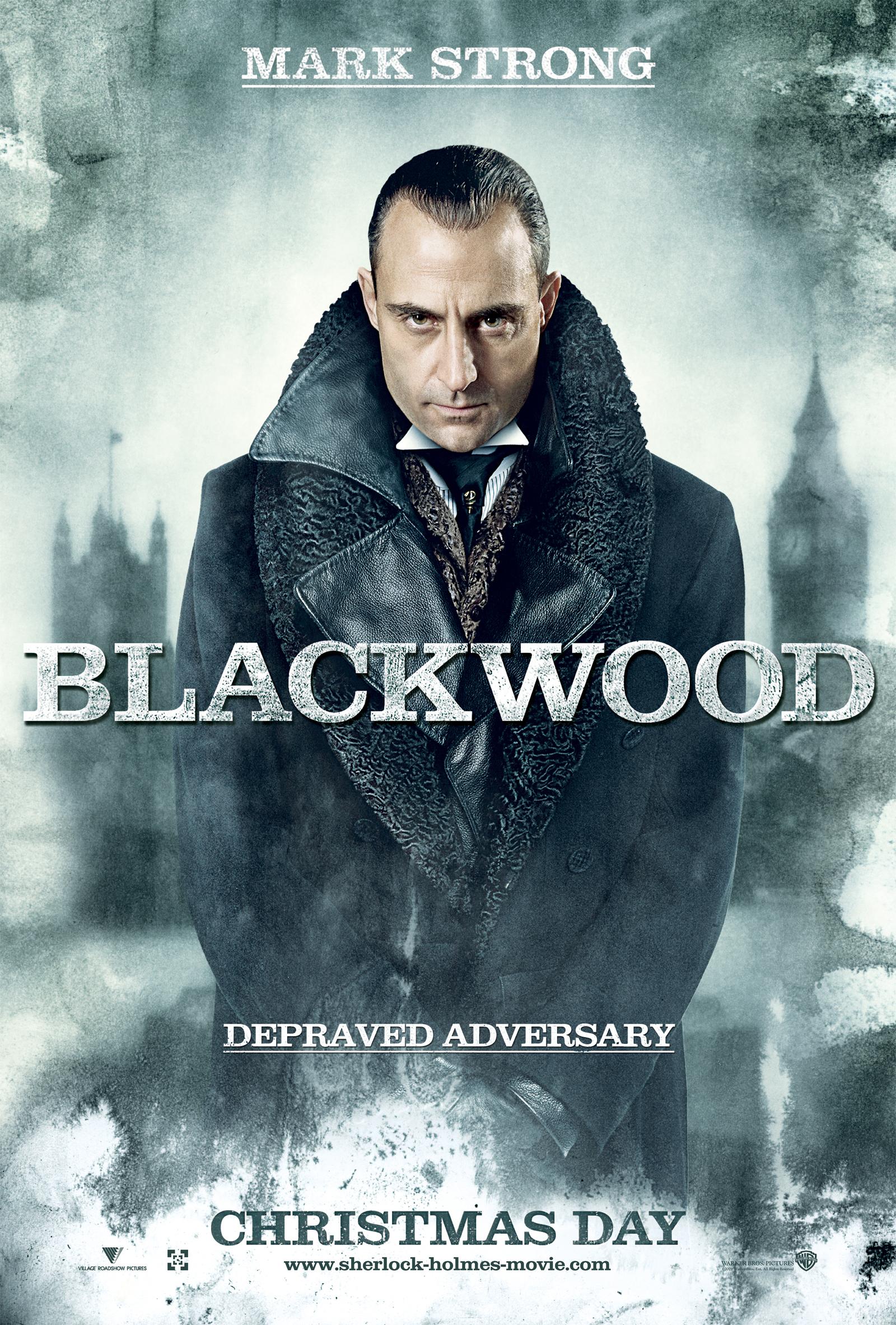 Lord Blackwood