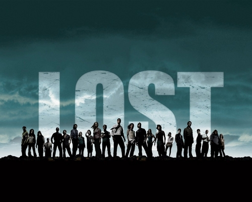 lost Season 6 Poster - All Characters