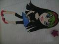 ME AS MU BOI DUNKIE!! - total-drama-island fan art