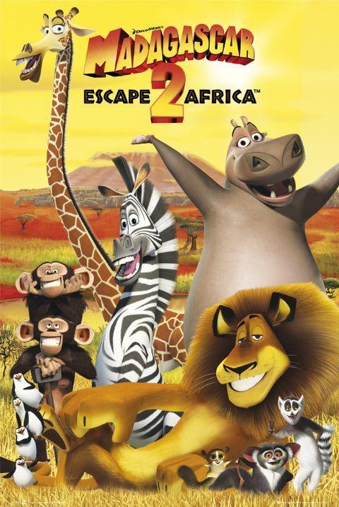 Madagascar 2 - Madagascar:Escape 2 Africa Photo (8721788