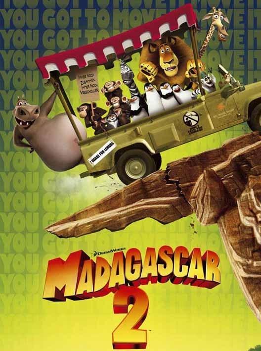 Madagascar 2 - Madagascar:Escape 2 Africa foto (8721793