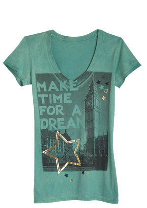 Make Time For A Dream Tee