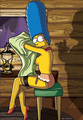 Marge Simpson Playboy Photo - the-simpsons photo