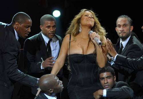 Mariah carey in Brazil