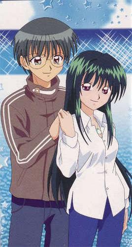 Masahiro x Rina