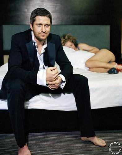 May 1, 2007 photoshoot - gerard-butler Photo