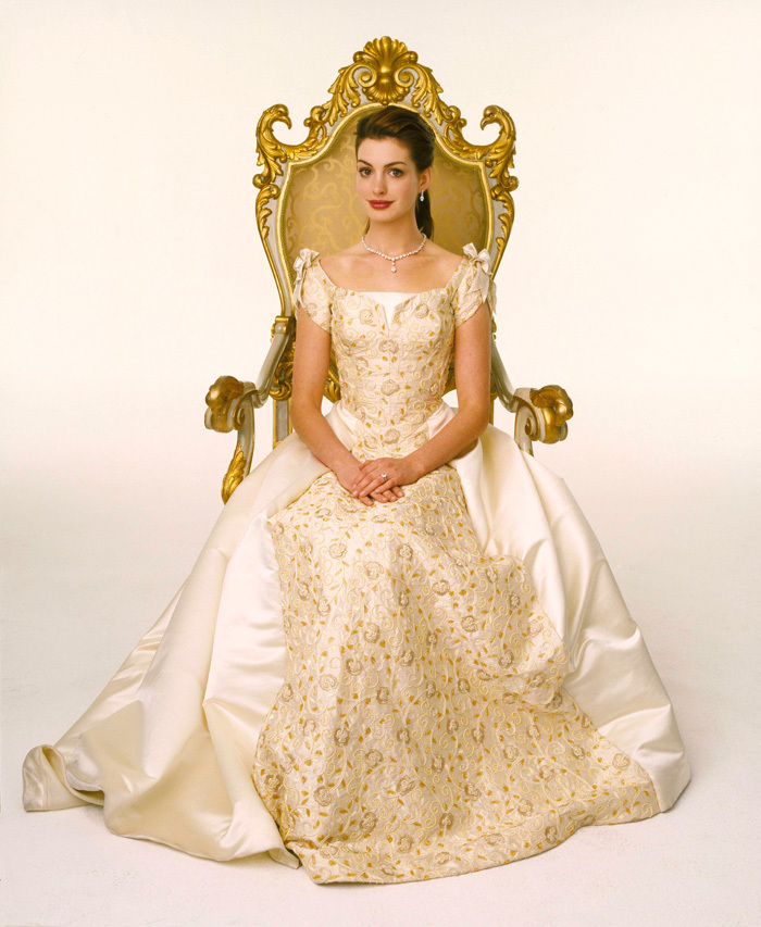 Anne Hathaway As Princess Mia Images Mia HD Wallpaper And