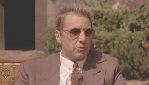 Michael Corleone - al-pacino Photo