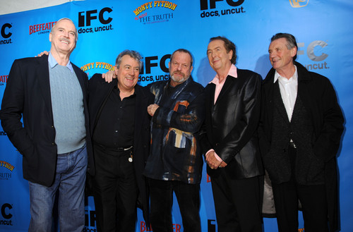 Monty python 40th Reunion Event
