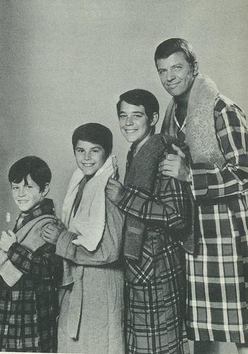 Mr. Brady & boys