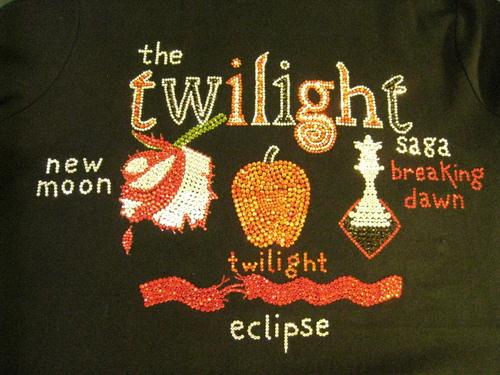 My Twilight Saga شرٹ, قمیض