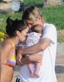 Nando, Olalla, bb Nora - fernando-torres photo