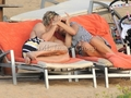 Nando + Olalla kiss - fernando-torres photo