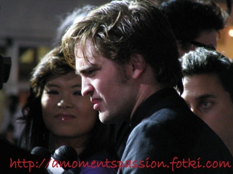 "New/Old Pictures of Robert Pattinson at the US ""Twilight"" Premiere"