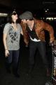 Kellan Lutz&Ashley Greene leave Vancouver - twilight-series photo