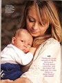 Nicole and family in People Magazine