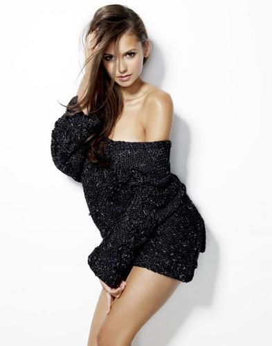 Nina on Elle Bulgaria