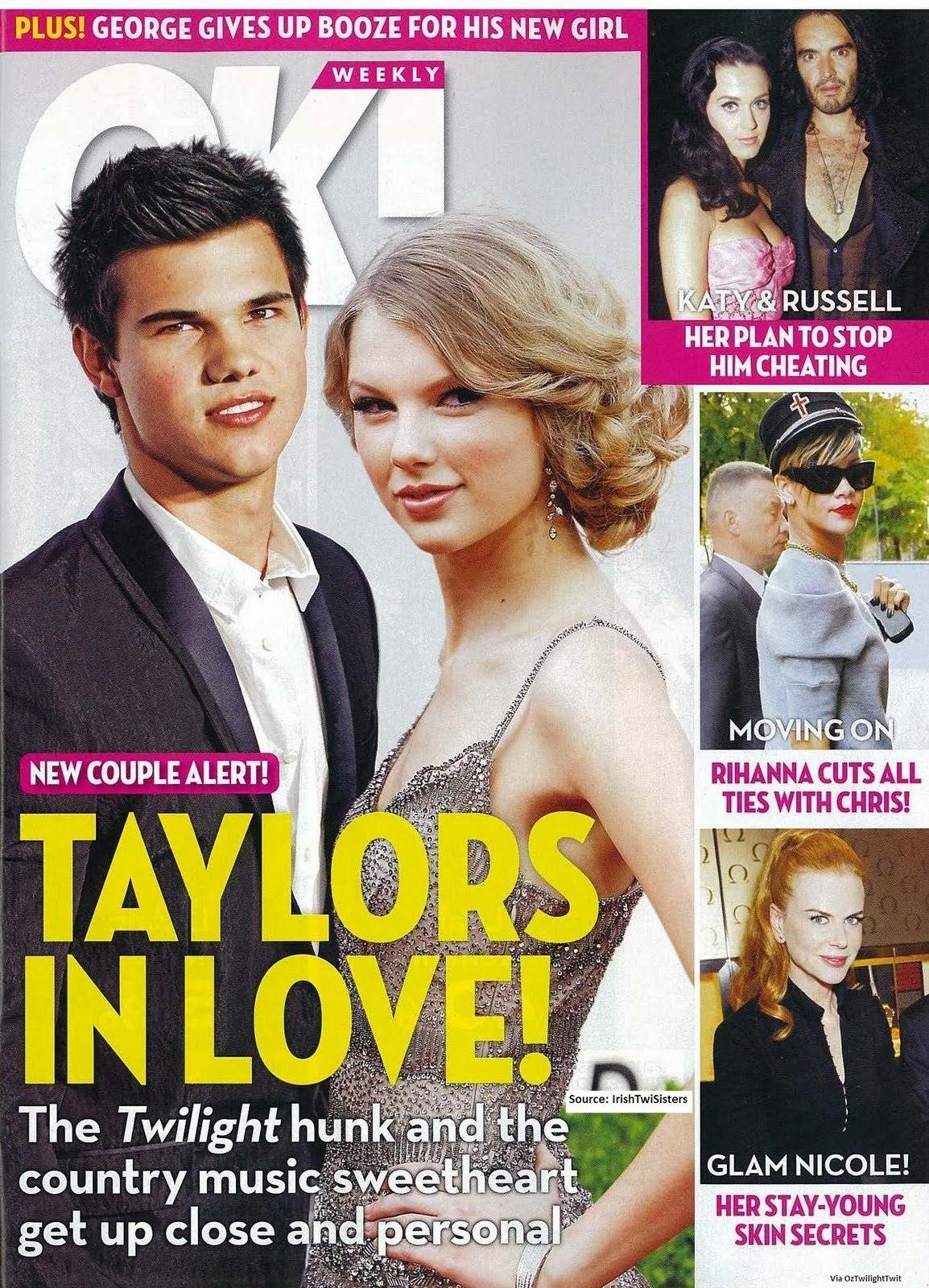 OK! Australia Magazine Scans