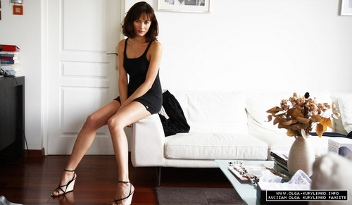 Olga Kurylenko | Paris Match Photoshoot