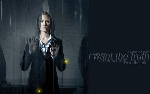 Fringe wallpaper containing a business suit, a well dressed person, and a suit called Olivia Dunham