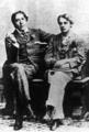 Oscar Wilde & Bosie (Lord Alfred Douglas)