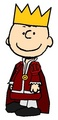 Prince Charlie Brown - peanuts fan art