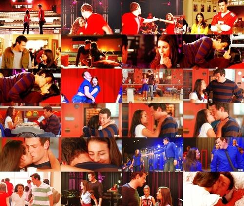 Rachel and Finn Picspam