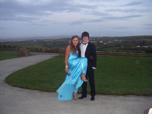 Rebecca's Formal 2009