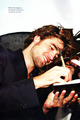 "Robert Pattinson ""Capricho"" Magazine (Brazil) - twilight-series photo"