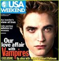 Robert Pattinson Covers USA Weekend - twilight-series photo