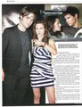 Robert Pattinson and New Moon in The Irish Daily Star Sunday - twilight-series photo