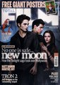 Robert Pattinson and New Moon in Total Film Magazine – UK – December 2009 - twilight-series photo