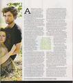 """Robert Pattinson in """"Sunday Herald Magazine""""  - twilight-series photo"""